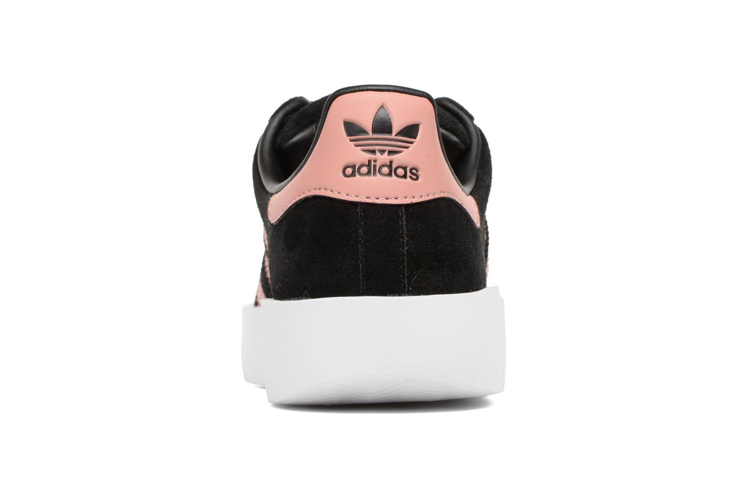 Baskets Adidas Originals Superstar Bold W Noir vue droite