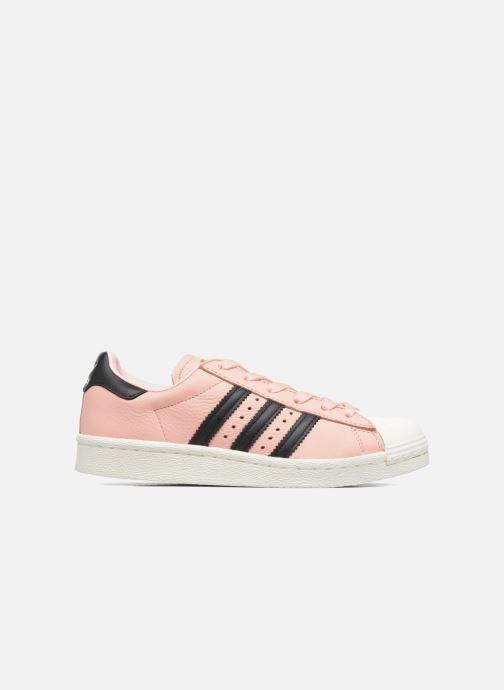 Trainers adidas originals Superstar Boost W Pink back view