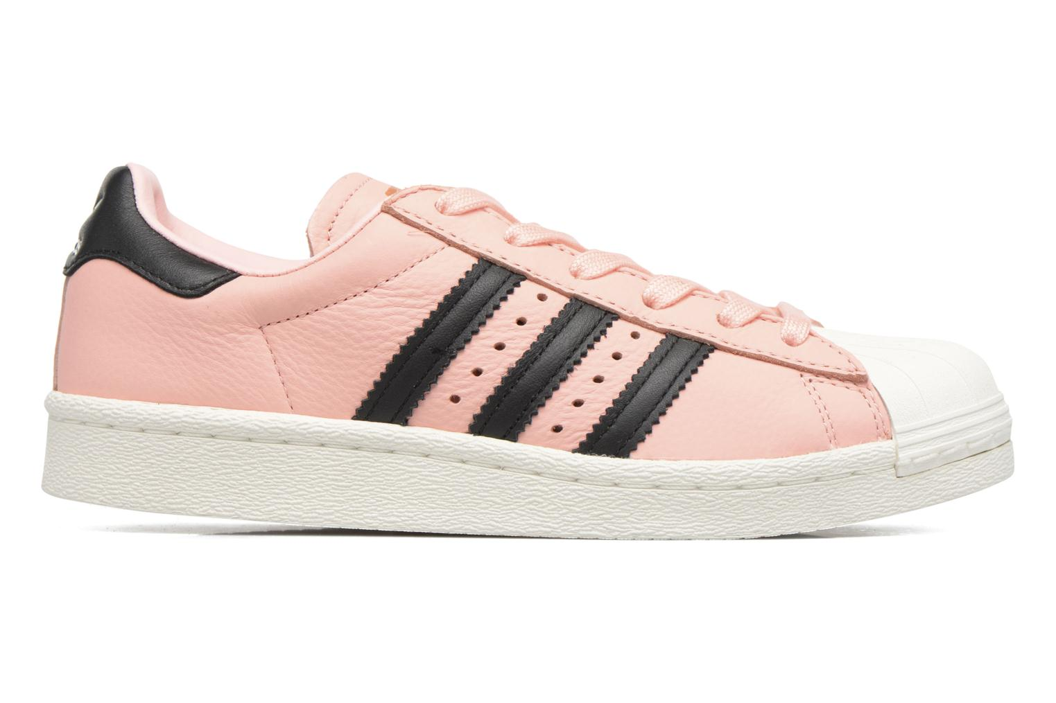 Deportivas Adidas Originals Superstar Boost W Rosa vistra trasera