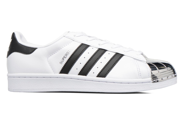 Baskets Adidas Originals Superstar Metal Toe W Blanc vue derrière
