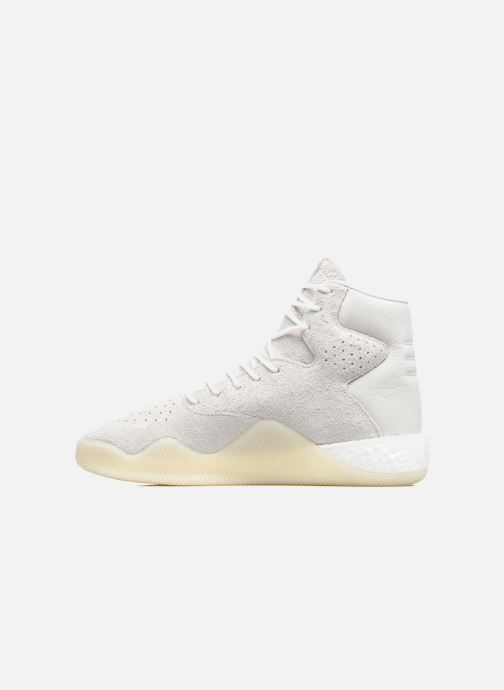 Baskets adidas originals Tubular Instinct Blanc vue face