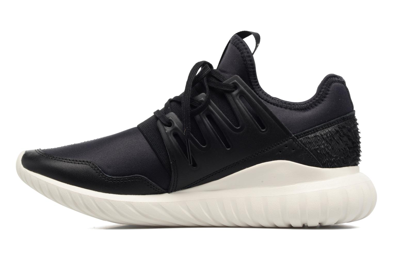 Sneakers Adidas Originals Tubular Radial Cny Nero immagine frontale