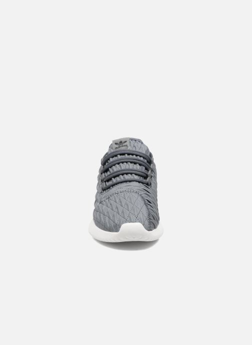 Trainers Adidas Originals Tubular Shadow W Grey model view