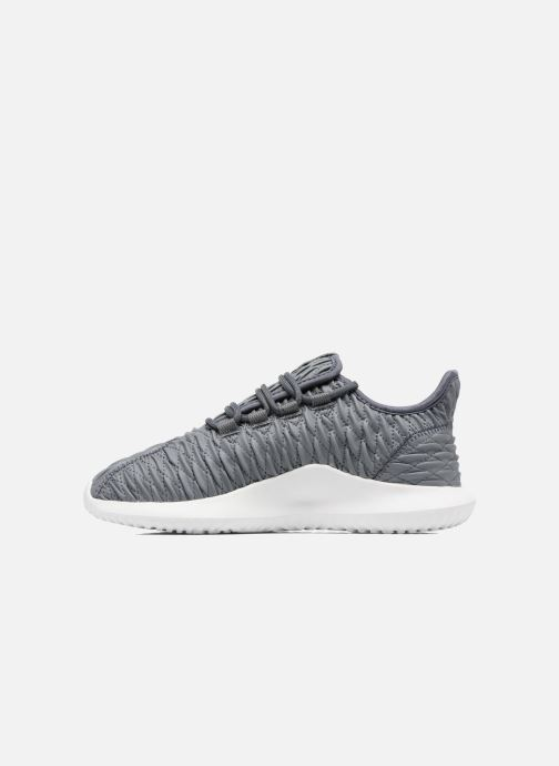 Deportivas adidas originals Tubular Shadow W Gris vista de frente