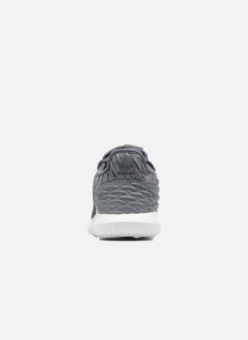 Deportivas adidas originals Tubular Shadow W Gris vista lateral derecha