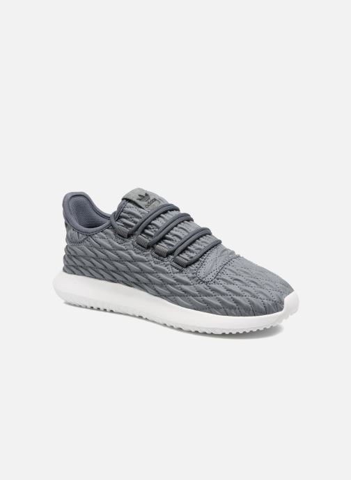 Trainers Adidas Originals Tubular Shadow W Grey detailed view/ Pair view