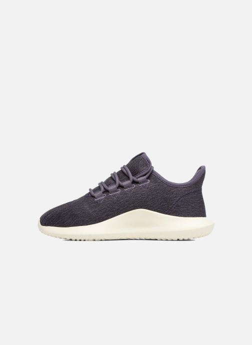 Baskets adidas originals Tubular Shadow W Violet vue face