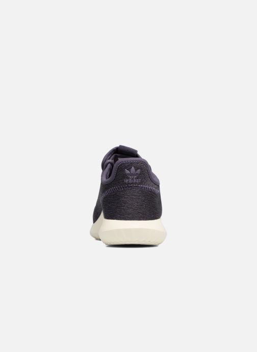 Baskets adidas originals Tubular Shadow W Violet vue droite