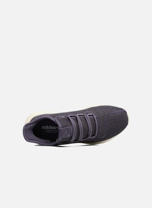 Baskets adidas originals Tubular Shadow W Violet vue gauche
