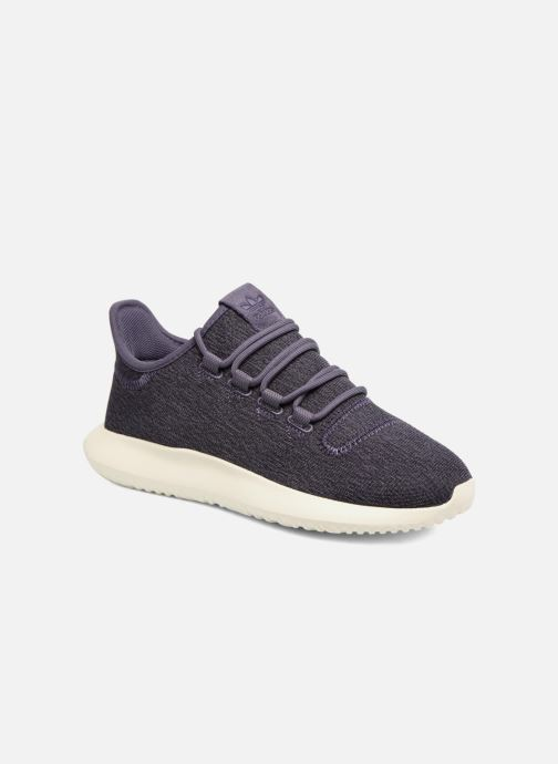Baskets adidas originals Tubular Shadow W Violet vue détail/paire