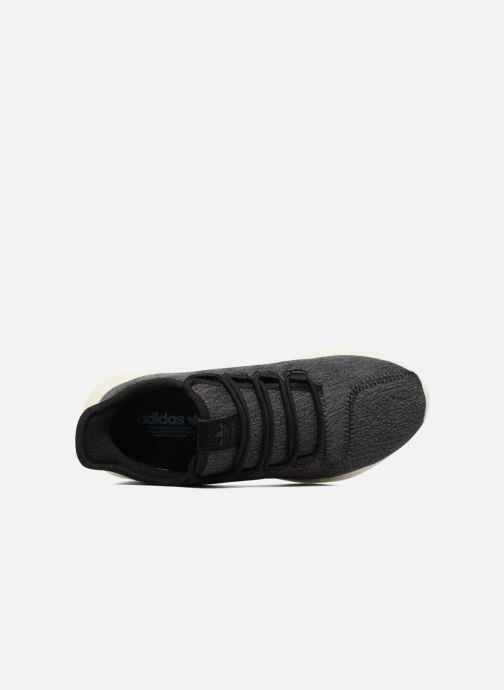Baskets adidas originals Tubular Shadow W Noir vue gauche