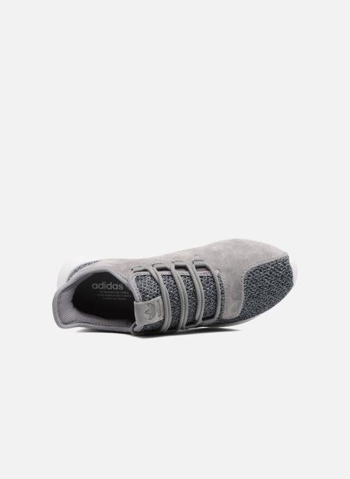 Sneaker adidas originals Tubular Shadow W blau ansicht von links