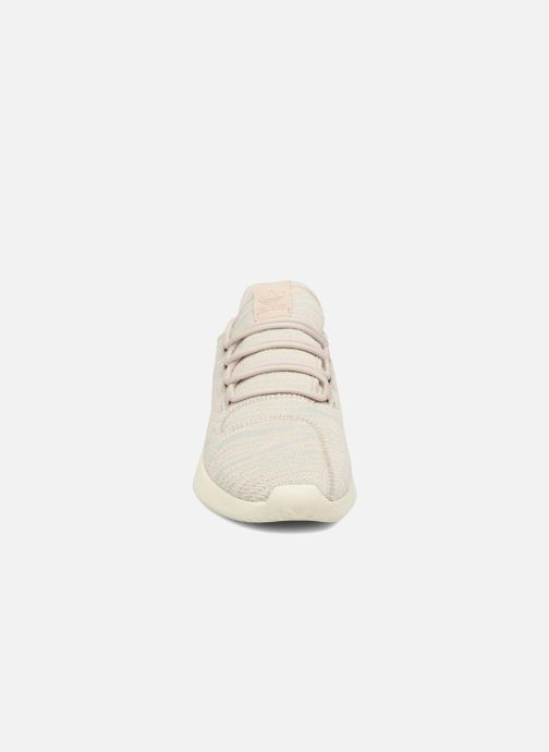 Sneakers adidas originals Tubular Shadow W Azzurro modello indossato