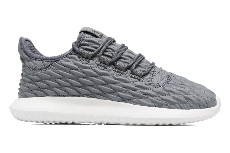 Sneaker Adidas Originals Tubular Shadow W grau ansicht von hinten