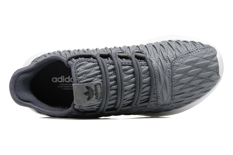 Sneaker Adidas Originals Tubular Shadow W grau ansicht von links