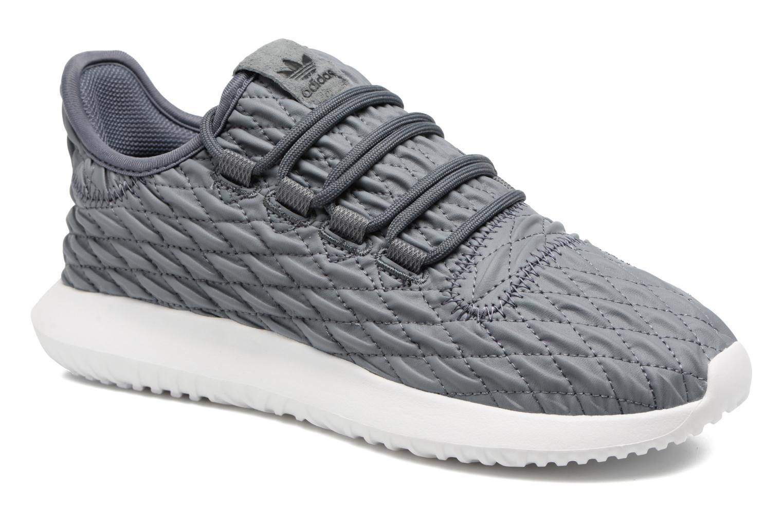 Baskets Adidas Originals Tubular Shadow W Gris vue détail/paire