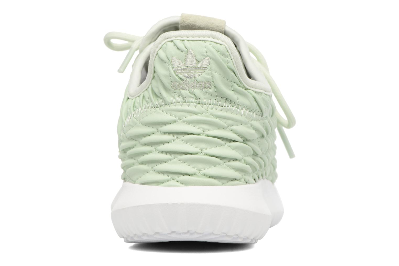 Baskets Adidas Originals Tubular Shadow W Vert vue droite