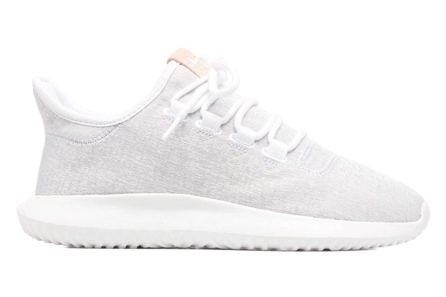 Baskets Adidas Originals Tubular Shadow W Blanc vue derrière