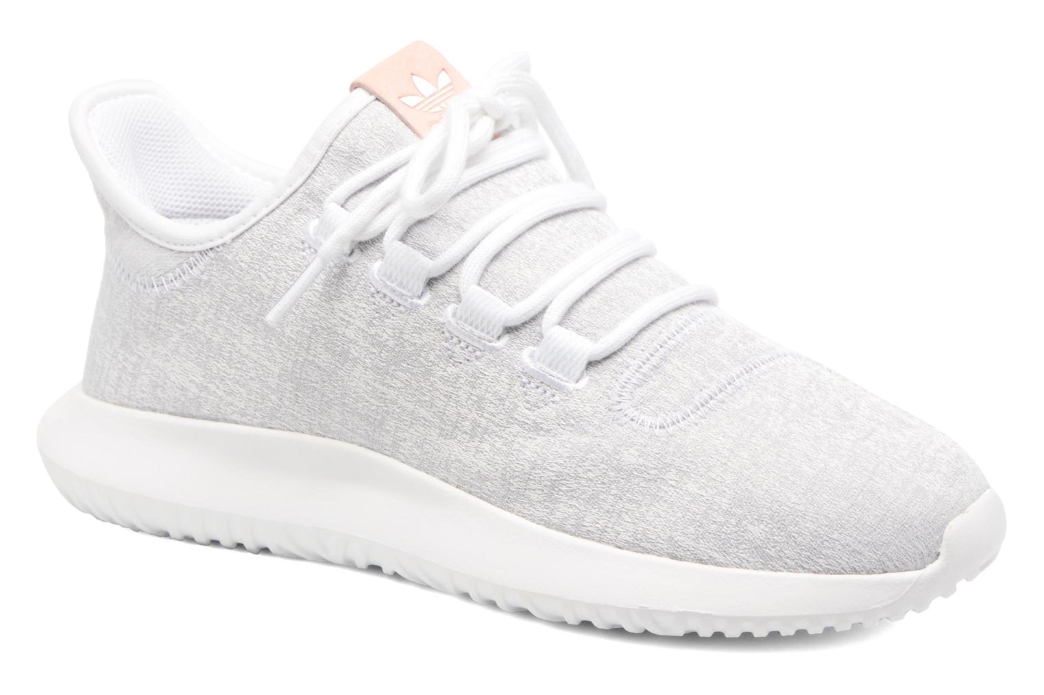 Baskets Adidas Originals Tubular Shadow W Blanc vue détail/paire