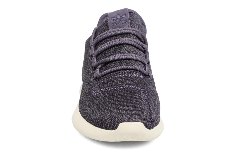 Sneakers Adidas Originals Tubular Shadow W Viola modello indossato