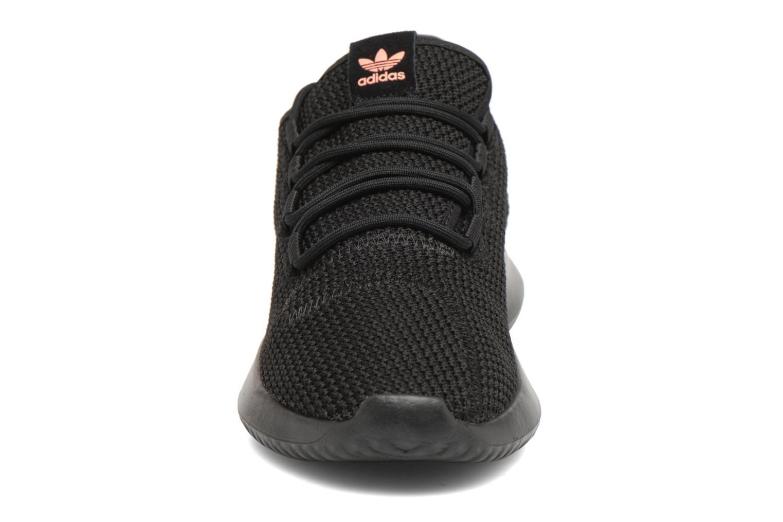 Baskets Adidas Originals Tubular Shadow W Noir vue portées chaussures