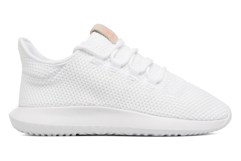 Baskets Adidas Originals Tubular Shadow W Blanc vue derrière