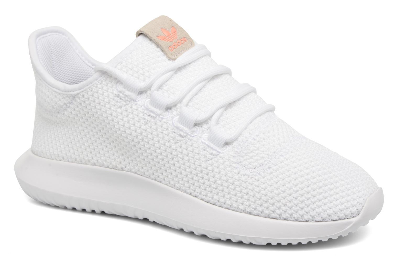 Baskets Adidas Originals Tubular Shadow W Blanc vue détail/paire
