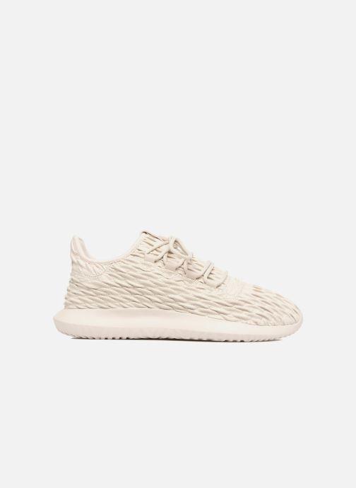 Sneaker adidas originals Tubular Shadow beige ansicht von hinten
