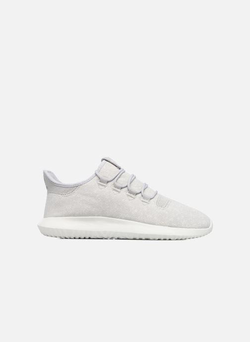 Sneaker Adidas Originals Tubular Shadow grau ansicht von hinten