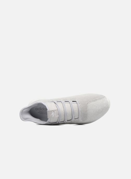 Sneaker adidas originals Tubular Shadow grau ansicht von links