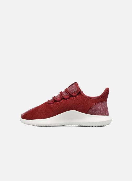 Sneakers Adidas Originals Tubular Shadow Bordò immagine frontale