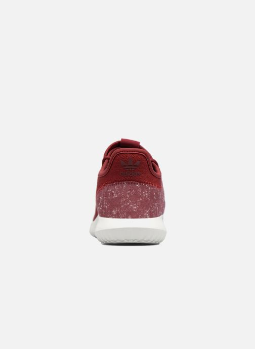 Sneakers Adidas Originals Tubular Shadow Bordò immagine destra