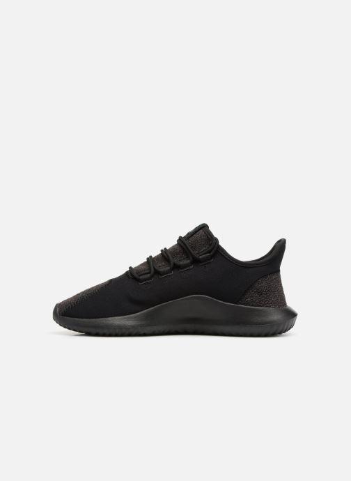 Sneaker Adidas Originals Tubular Shadow schwarz ansicht von vorne