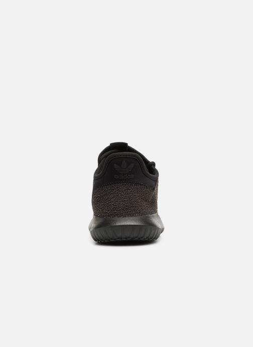 Sneaker Adidas Originals Tubular Shadow schwarz ansicht von rechts
