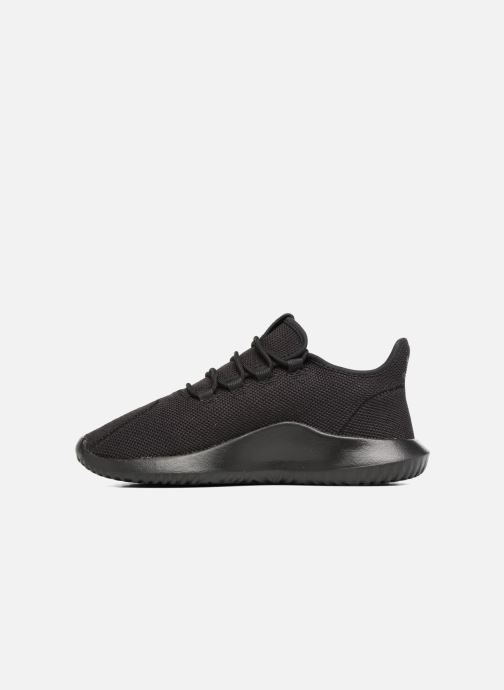 Sneakers adidas originals Tubular Shadow Zwart voorkant
