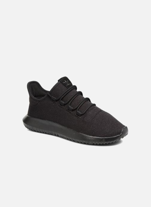separation shoes 8990a c873f Baskets adidas originals Tubular Shadow Noir vue détail paire
