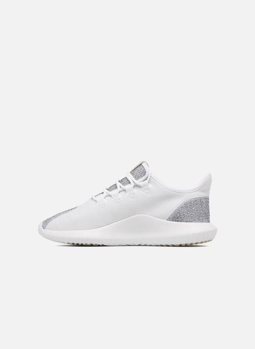 Sneaker adidas originals Tubular Shadow grau ansicht von vorne