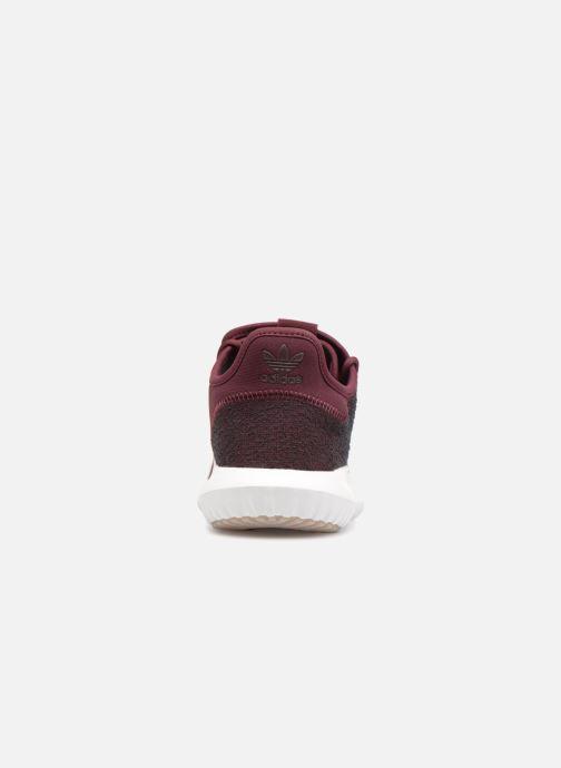 Sneakers adidas originals Tubular Shadow Bordò immagine destra
