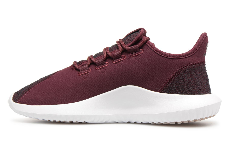 Sneakers Adidas Originals Tubular Shadow Bordò immagine frontale