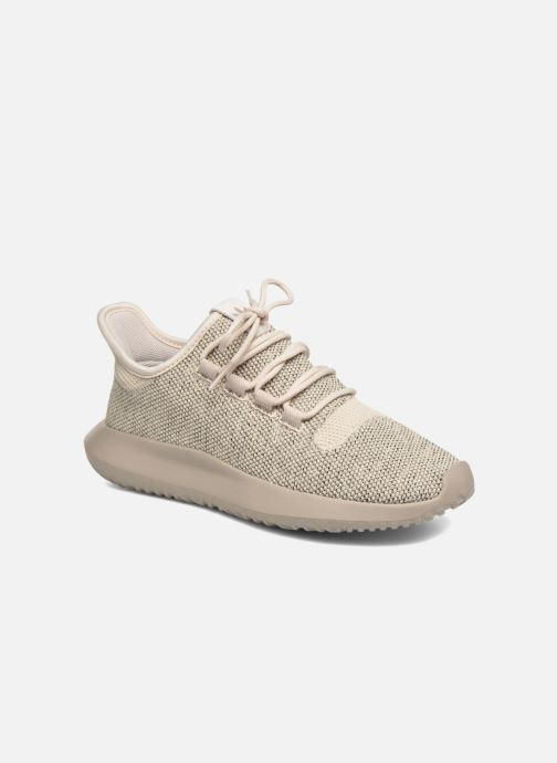 Trainers Adidas Originals Tubular Shadow Knit W Grey detailed view  Pair  view 3ae729d96f01