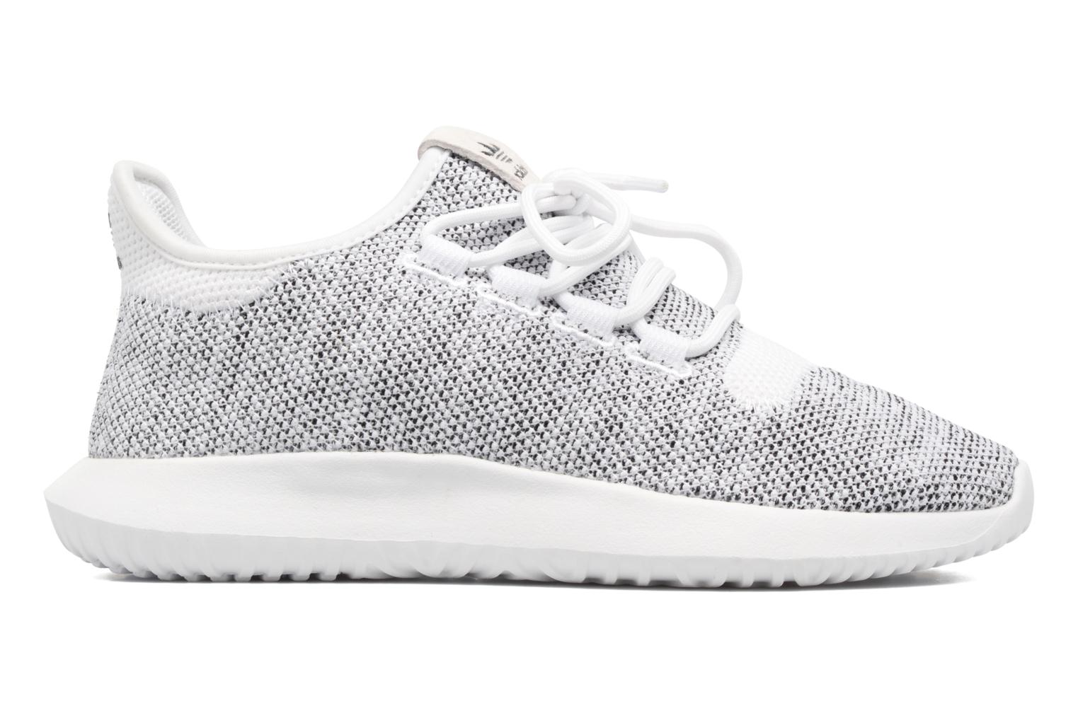 Baskets Adidas Originals Tubular Shadow Knit W Blanc vue derrière