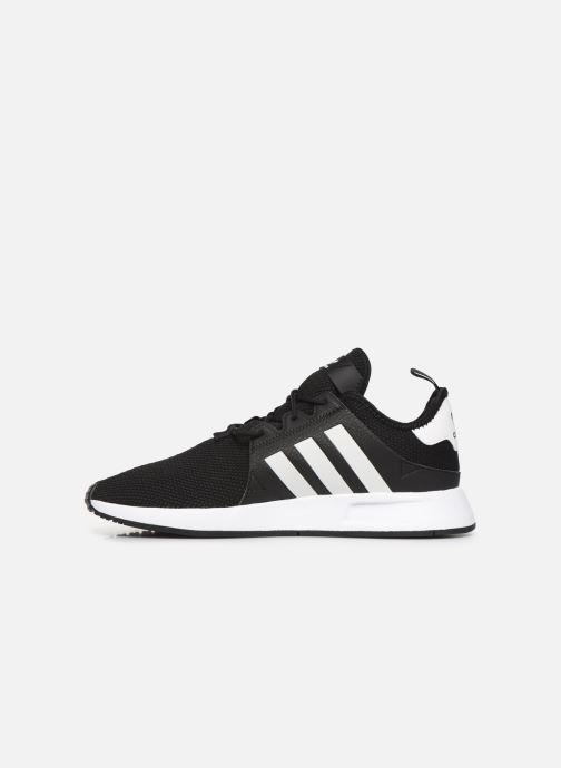 Trainers adidas originals X_Plr Black front view