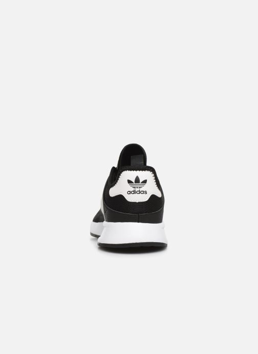 Trainers adidas originals X_Plr Black view from the right