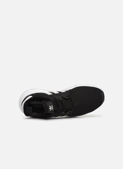 Trainers adidas originals X_Plr Black view from the left