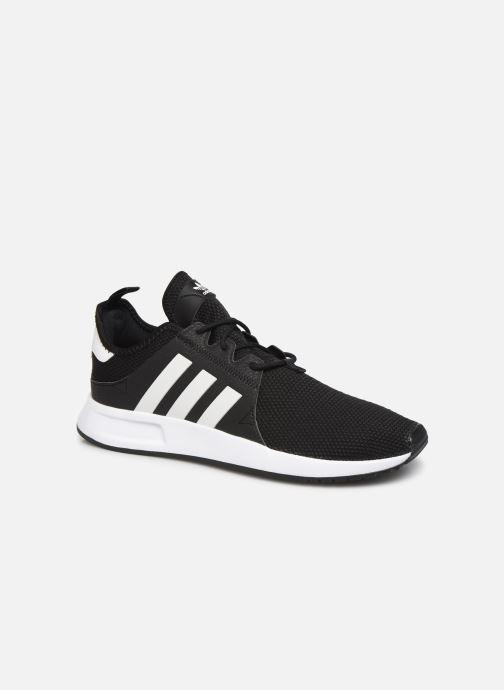 Trainers adidas originals X_Plr Black detailed view/ Pair view