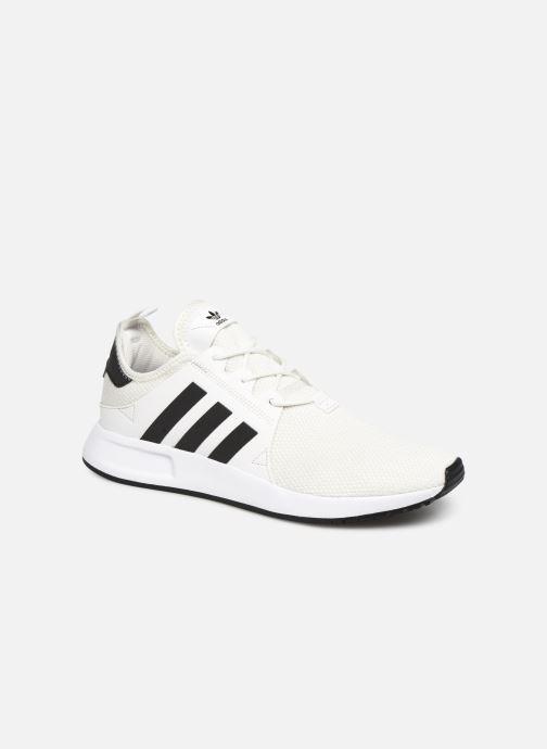 Sneakers adidas originals X_Plr Hvid detaljeret billede af skoene