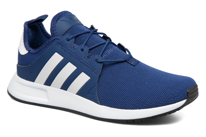 Adidas Originals X_Plr (Bleu) - Baskets en Más cómodo Chaussures femme pas cher homme et femme
