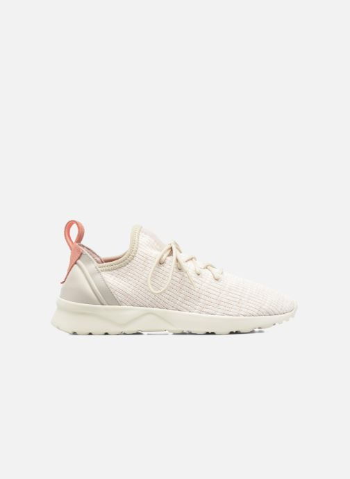 Sneakers adidas originals Zx Flux Adv Virtue Sock W Beige immagine posteriore