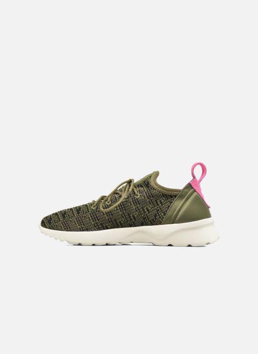 Sneaker adidas originals Zx Flux Adv Virtue Sock W grau ansicht von vorne