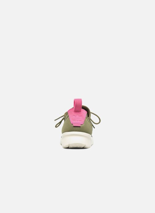 Sneakers adidas originals Zx Flux Adv Virtue Sock W Grigio immagine destra